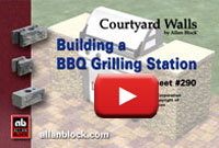 Build a grill station