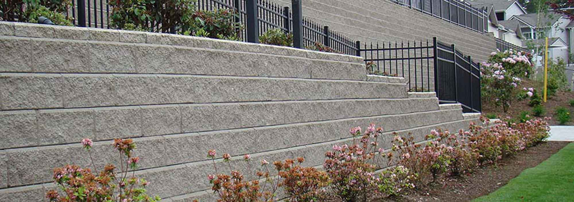wall design - Block Retaining Wall Design Manual